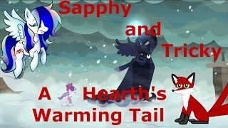 Fox-Review (feat Sapphire Heart Song): A Hearth's Warming Tail (MLP S06E08) or A Grinch Carol