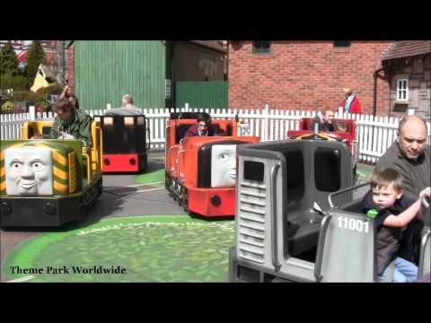 Diesel's Locomotion Mayhem
