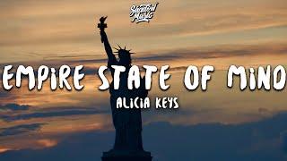 Alicia Keys - Empire State Of Mind (Lyrics)