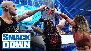 King Corbin chains up Roman Reigns: SmackDown, Dec. 6, 2019