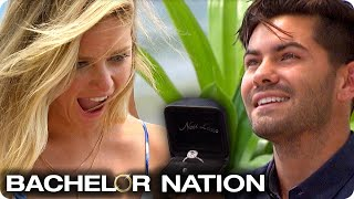 Dylan & Hannah Get Engaged! 💍   Bachelor In Paradise