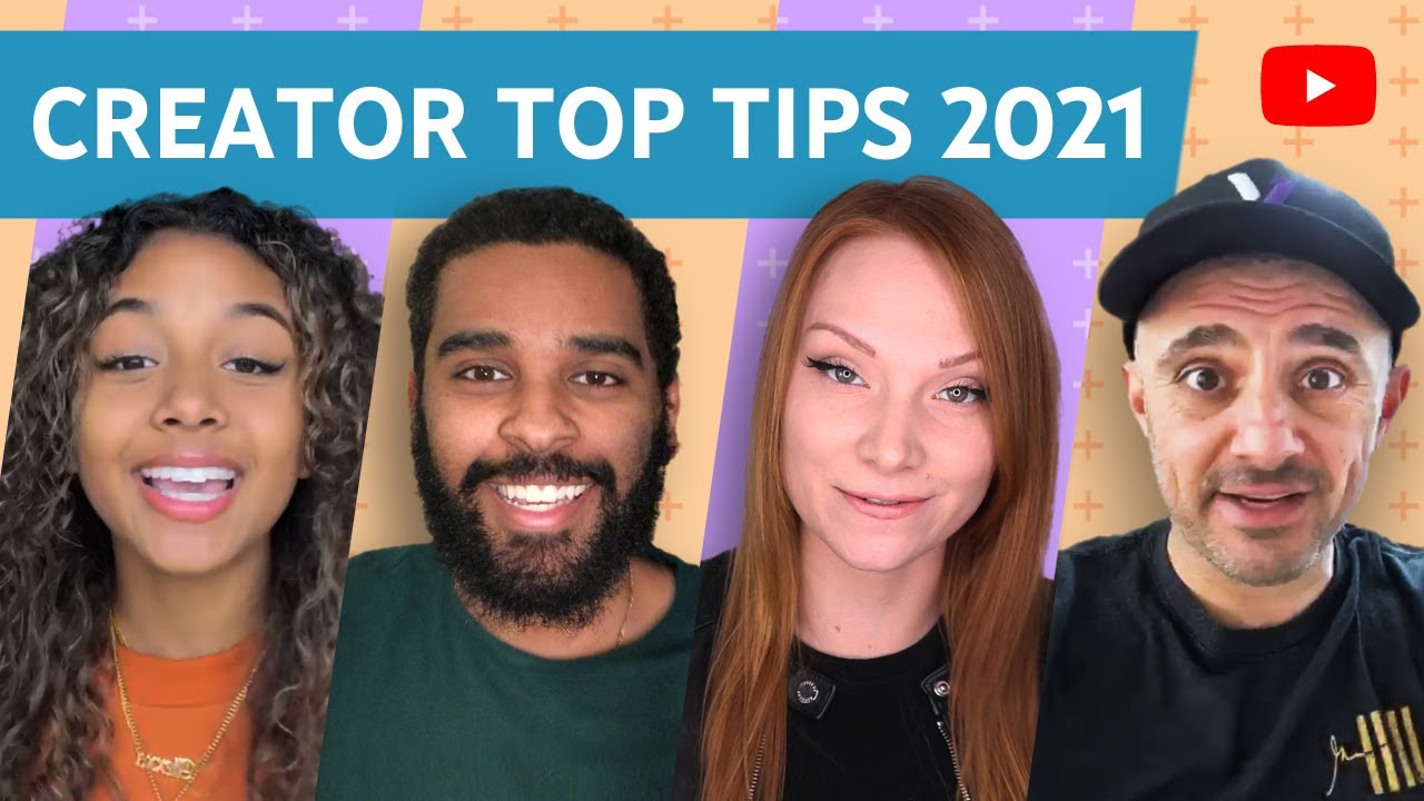 Top Creators Tips for 2021 ft. Annoying Orange, MadeYewLook, GaryVee, LexiVee03, and more!