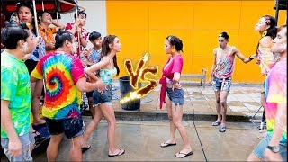 เต้นยังไงให้ชนะจ๊ะอาร์สยาม #ใครโดนรุมไปดู !! #ไม่แรดอยู่ยาก