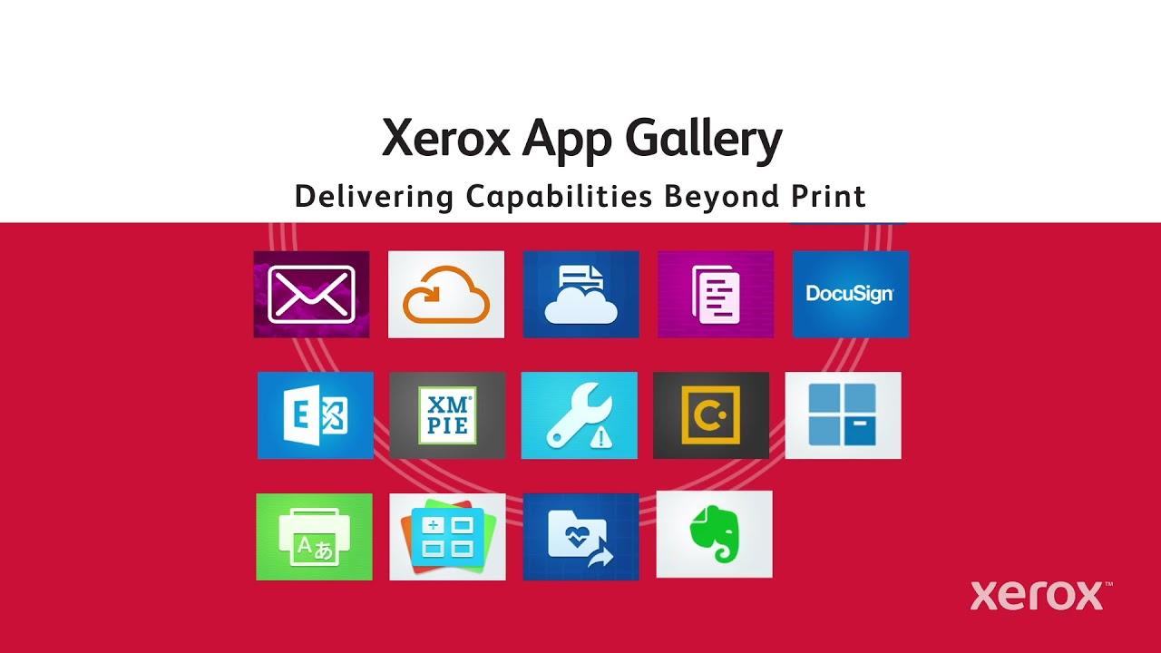 Gamme AltaLink 8100 de Xerox : les multifonctions pour le personnel connecté YouTube Vidéo