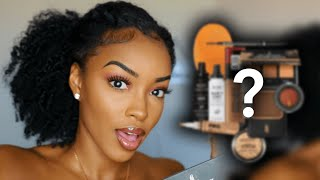 HOLY GRAIL SERIES: DRUGSTORE MAKEUP | Slim Reshae