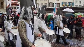 スイス発 バーゼルのファスナハトパレード・ピッコロの音色 2【スイス情報.com】