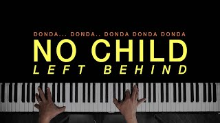 No Child Left Behind - Kanye West (Donda Piano Cover)