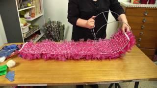 חני אורן | איך עושים אהיל משקיות ניילון