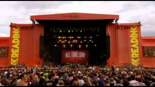 All Time Low - Weightless - Live Reading 2012