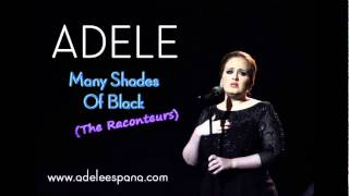 Adele Many Shades Of Black (Cover)