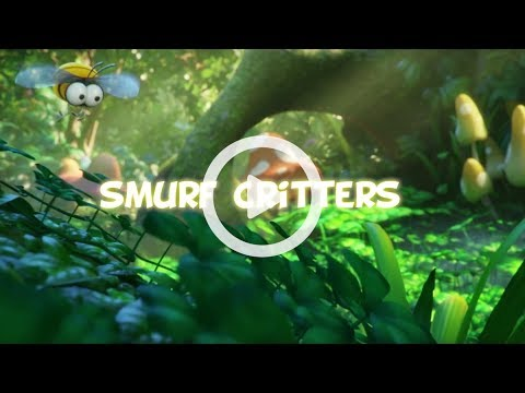 SMURFS: THE LOST VILLAGE – Smurf Critters