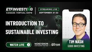 Introduction to Sustainable Investing