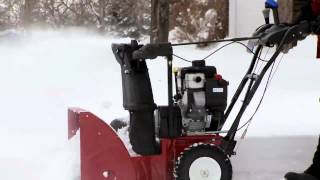 NEW Toro Power Max Snowblowers full length video