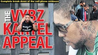 Vybz Kartel Cell phone evidence has judges puzzled(July 16th 2018)