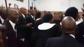 Nkosi Ndive Ngezibele URCSA Khayelitsha