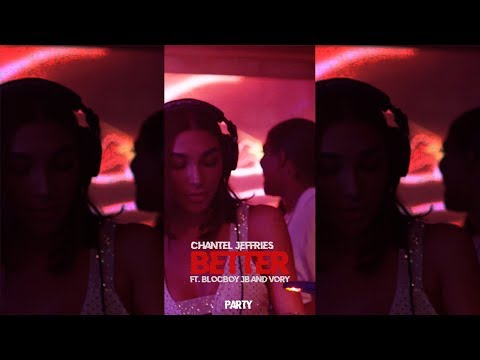Better - Chantel Jeffries