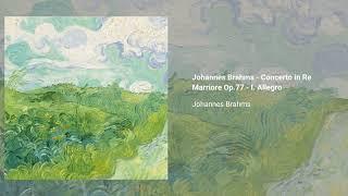 Violin Concerto in D, Op. 77