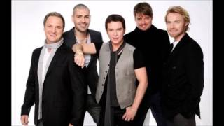 Boyzone - One Kiss at a Time