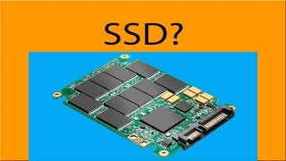what is an SSD made of?