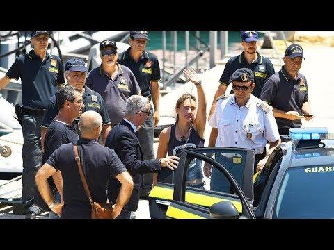 Rackete entschärft - danke Salvini!