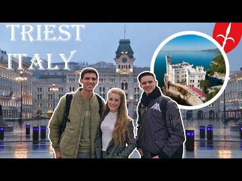 Италия. Триест - маленький город в Италии. Мы сошли с УМА? Что посмотреть?