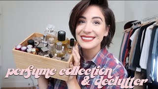 A Leo's Perfume Collection & Decluttering