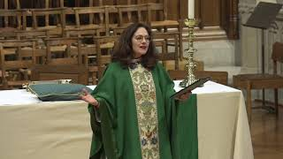 September 15, 2019: Sunday Worship Service At Washington National Cathedral