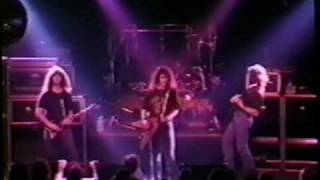 BUSHPIG & FIVE KNUCKLE SHUFFLE ..... ANVIL live @ The Roxy, 1996 Long Island NY