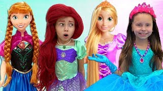 Alice and Funny Compilation of best series about Friends & Princesses