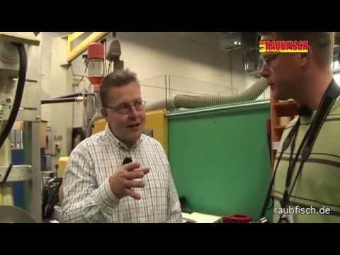 Skandinavische Wobbler: Zu Besuch bei Rapala und Nils Master