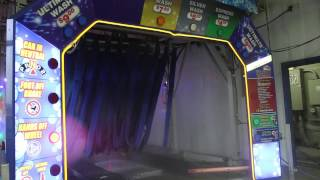 FULLY ILLUMINATED ENTRANCE SYSTEM ARCH Video