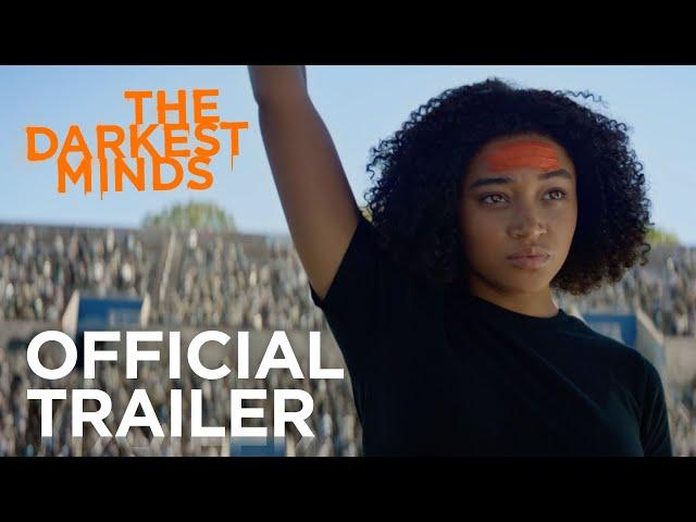 THE DARKEST MINDS Trailer