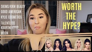 i tested EVERY KARDASHIAN PRODUCT so you don't have to (trust me u don't)