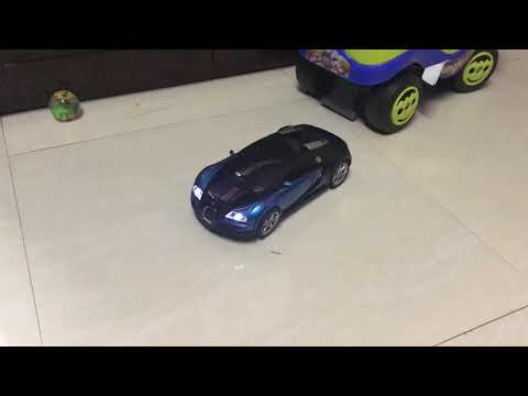 Autobot deformation rc car for kids