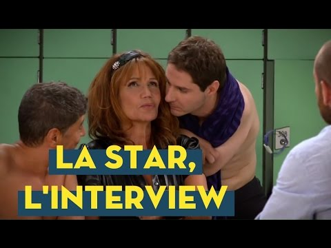 Vestiaires : La star, l'interview
