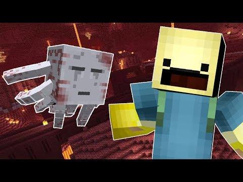 NENÁVIDÍM NETHER! - Minecraft YogBox 2.0 - #4