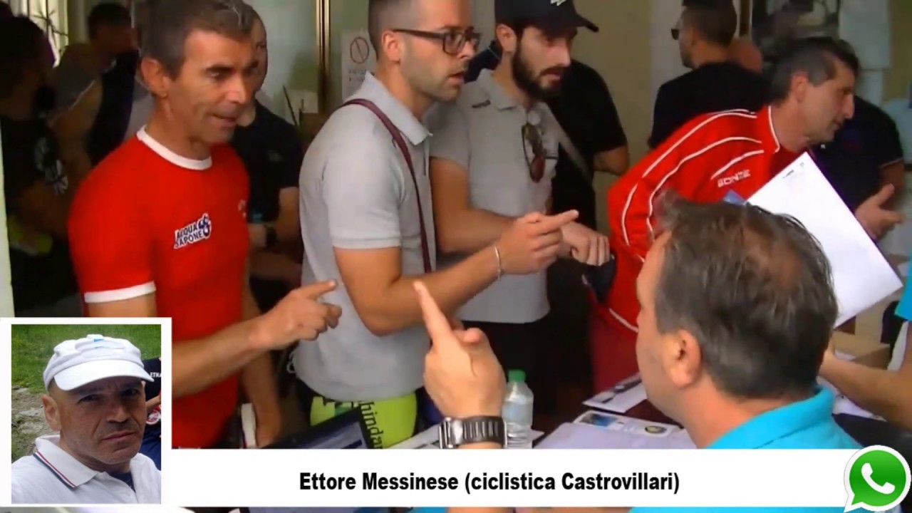 Intervista a Ettore Messinese, organizzatore della Marathon degli Aragonesi