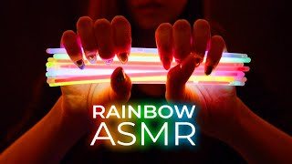 ASMR Best Rainbow Triggers for Sleep 2Hr (No Talking)