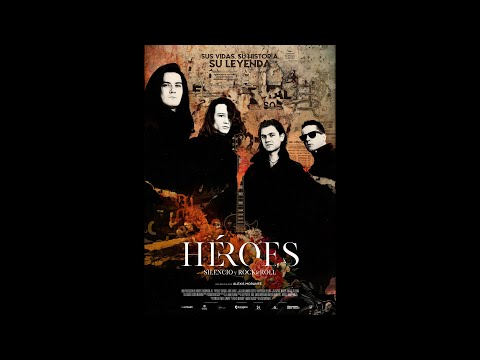 Trailer Héroes: silencio y rock & roll