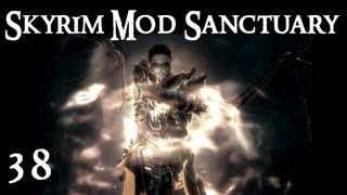 Skyrim Mod Sanctuary 38 : More Blades, Sky Haven Teleporter, My home is your home, Custom Sigils