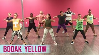 Cardi B - Bodak Yellow Dance Fitness With Jessica