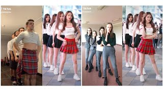 #tiktok #musically find out who you really are dance challenge.