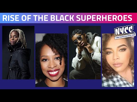 TV Guide Presents - Rise of the Black Black Superheroes | Are Black Women Finally Flying High on TV?