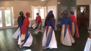 DANCE PRACTICE:  HAVA NAGILA by Lenny & Varda