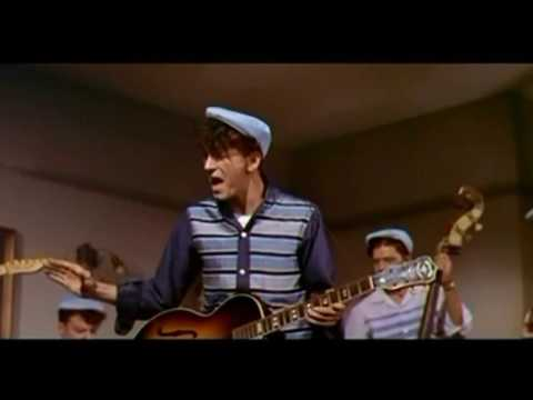 Gene Vincent & The Blue Caps - Be Bop A Lula