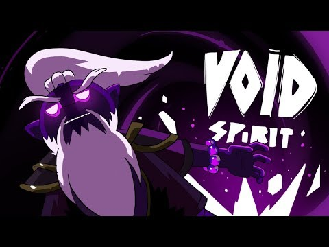VOID SPIRIT PRELUDE (DOTA 2 VISUAL NOVEL)