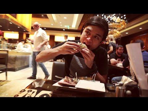 Matt Stonie vs Las Vegas Buffet (ft. Morgan)