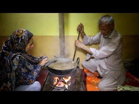 ڈیمرام کی وصولی || گلگت بلتستان کے ریموٹ علاقے میں تیار