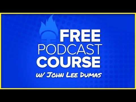 Free Podcast Course #1: What is a Podcast? - YouTube