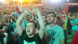 Россия - Хорватия: нет слов